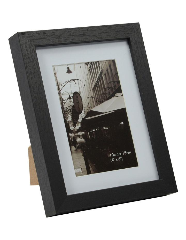 Essence Matt Board Photo Frame  20x30cm - Black image 2