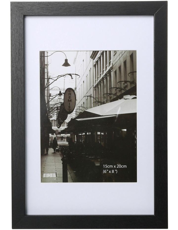 Essence Photo Frame  15x20cm - Black image 1