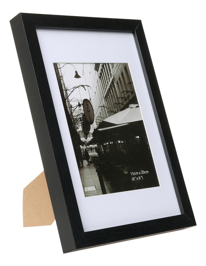 Essence Photo Frame  15x20cm - Black image 2