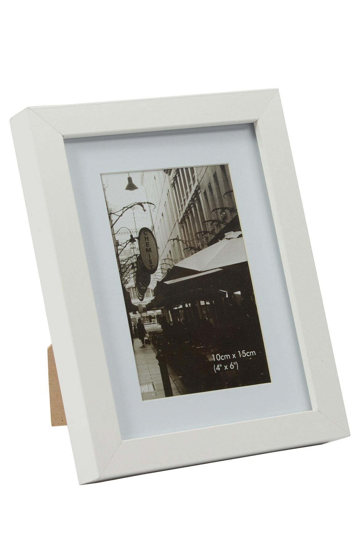 Vue | Essence Matt Board Photo Frame 20x30cm - White | Myer Online