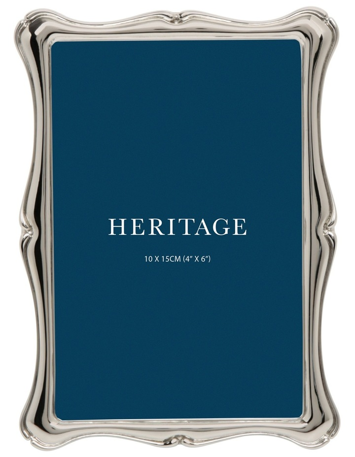 Heritage Vienna Frame 13x18 cm Silver image 1