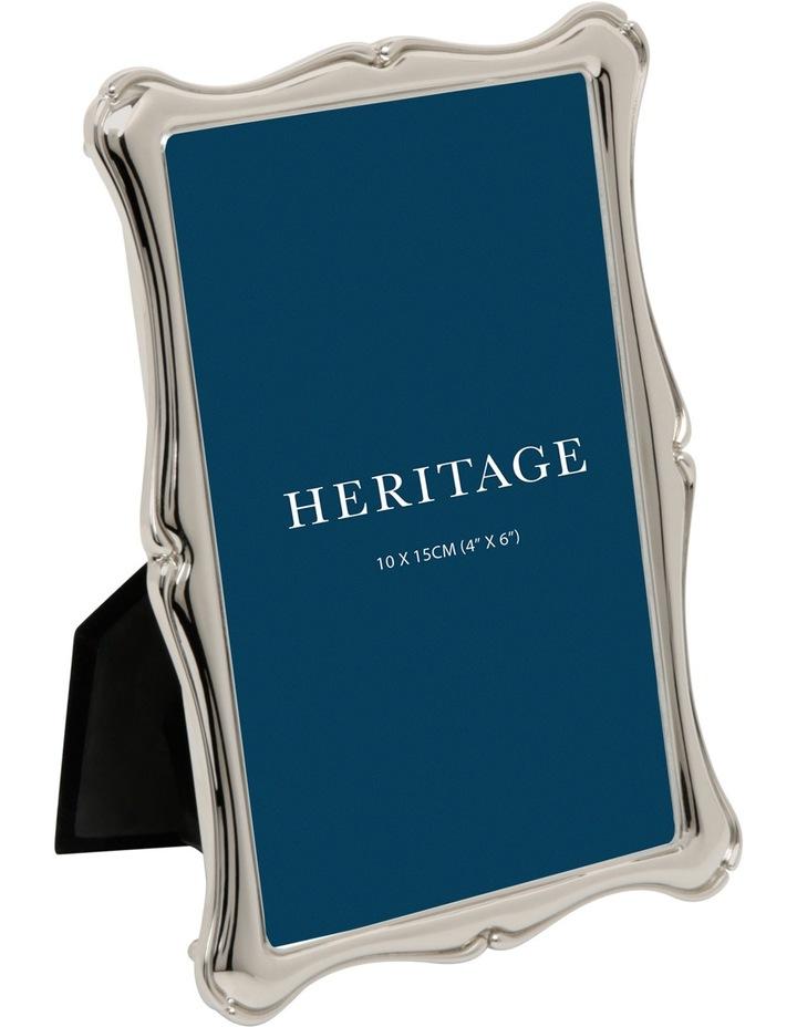 Heritage Vienna Frame 13x18 cm Silver image 2