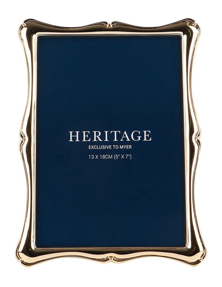 Heritage Vienna Frame Gold 13x18cm image 1