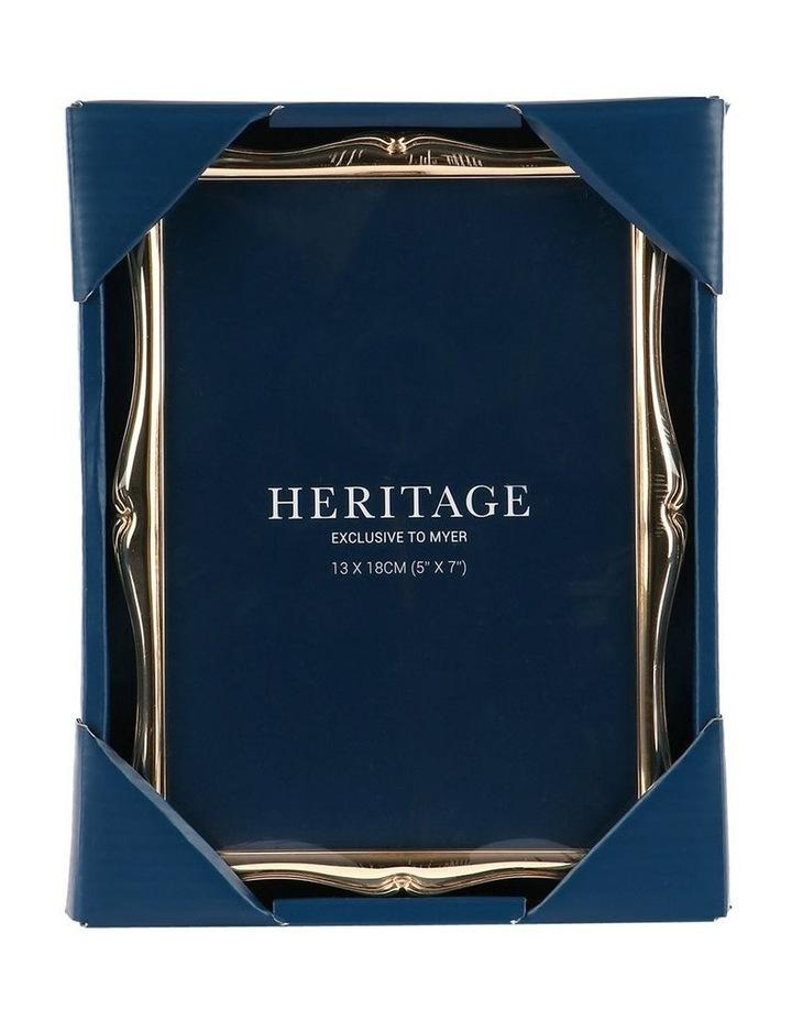 Heritage Vienna Frame Gold 13x18cm image 3