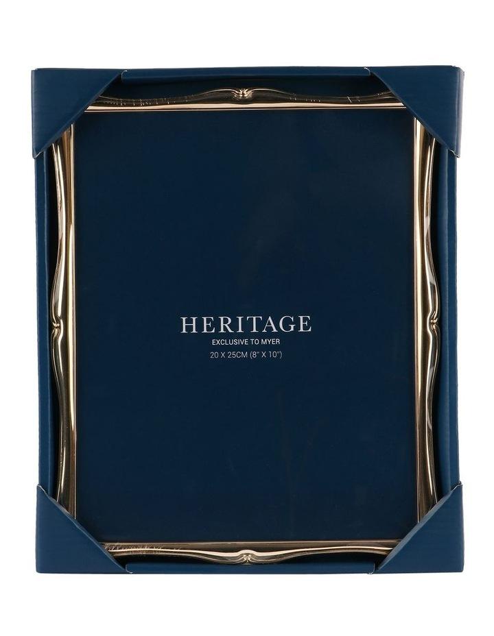 Heritage Vienna Frame Gold 20x25cm image 3