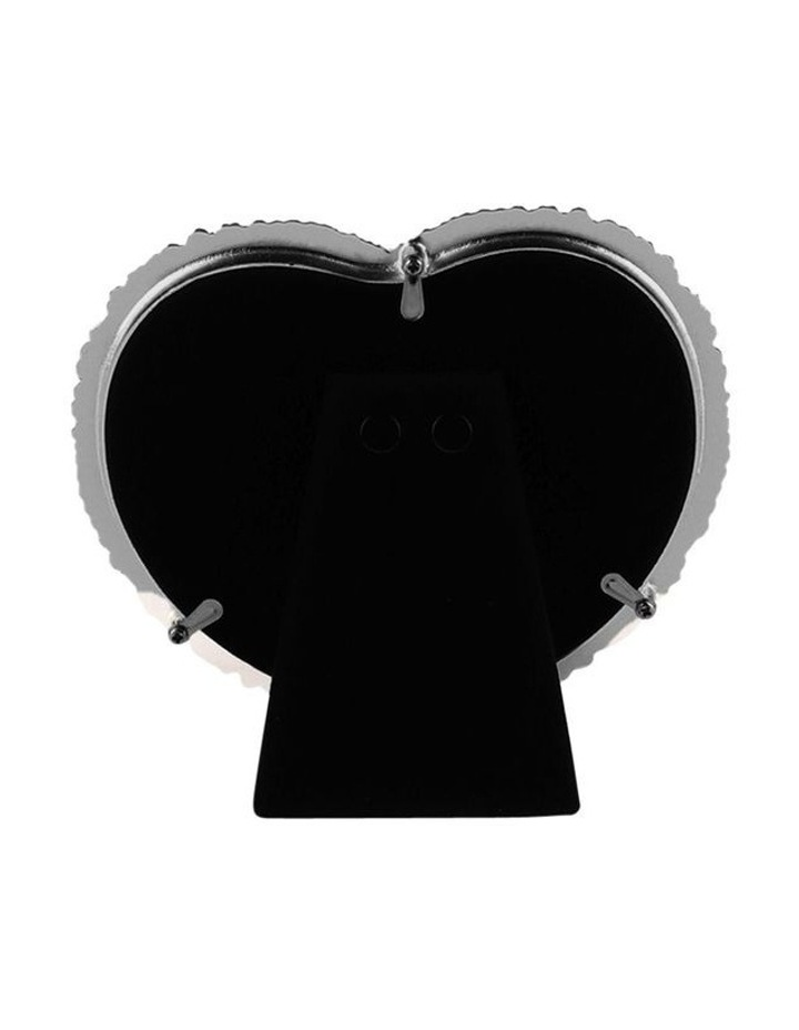Heritage Dover Silver Heart Photo Frame 13x13cm image 2