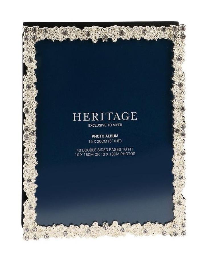 Heritage Dover Photo Album 40pg (80 photos) 13x18cm image 1