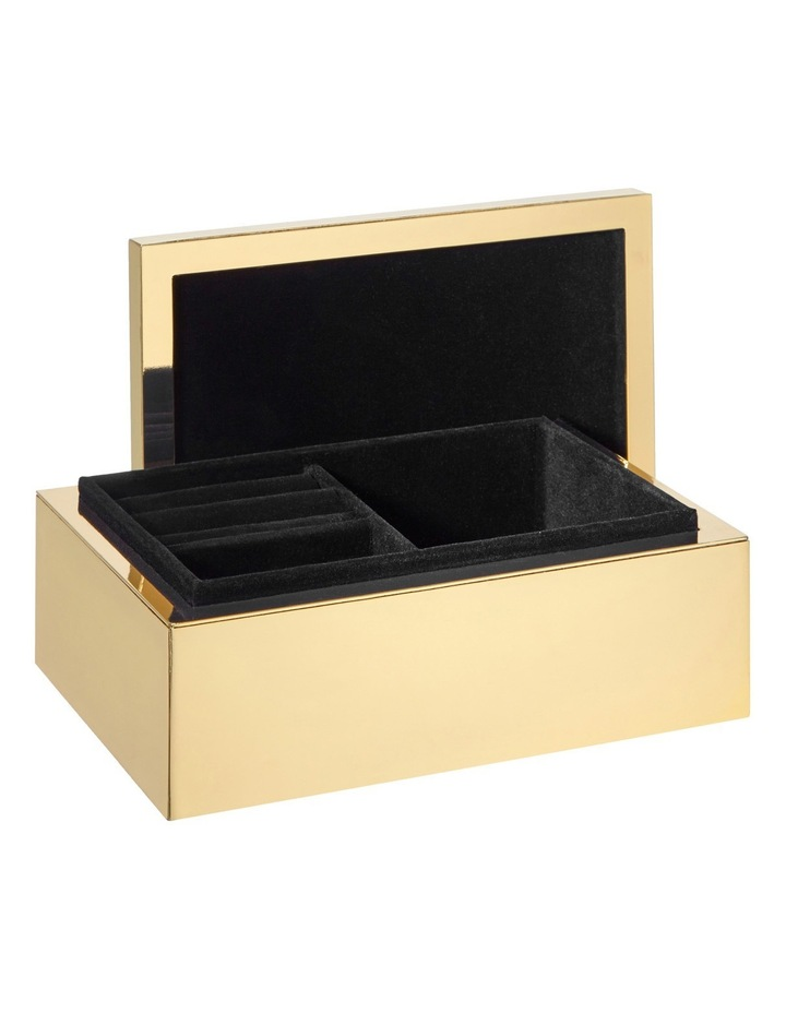 Design Project Jewellery Box: Small Gold image 2