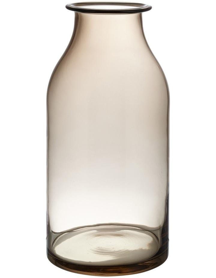Croft Bottle Vase in Brown image 1