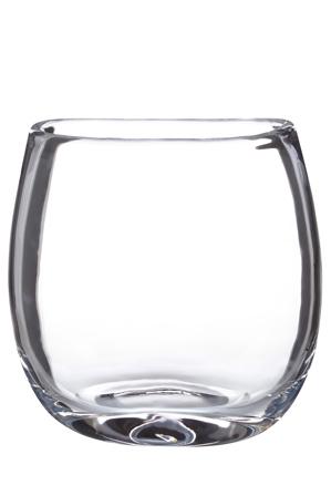 John Lewis Croft Squashed Vase 17cm Myer Online