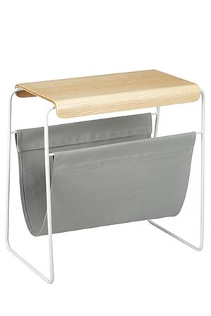 John Lewis Side Table and Magazine Rack | Tuggl