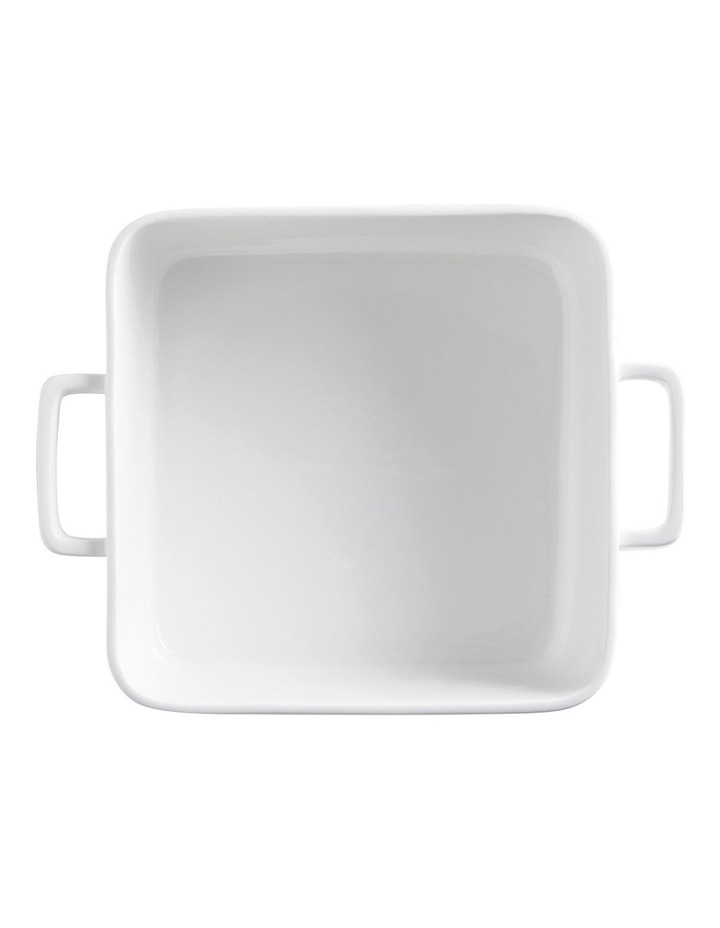 Epicurious Square Baker 19x7.5cm White Gift Boxed image 2