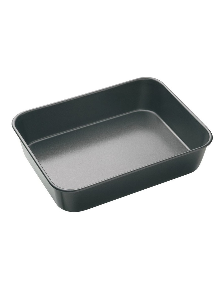 Heavy Base Large Deep Roasting Pan 39x28cm image 1
