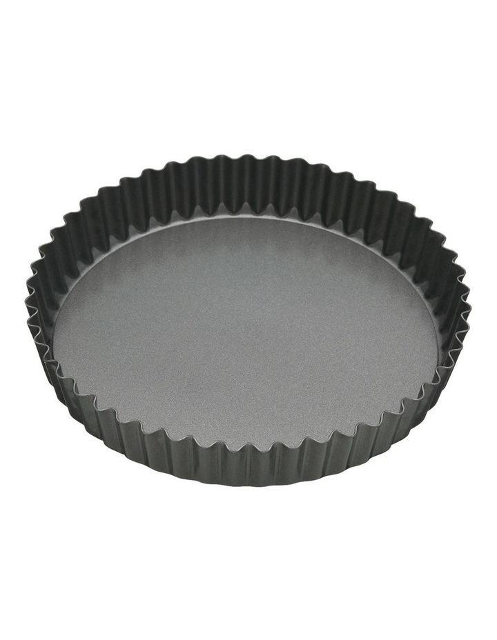 Heavy Base Loose Base Round Flan/Quiche Pan 23cm image 1