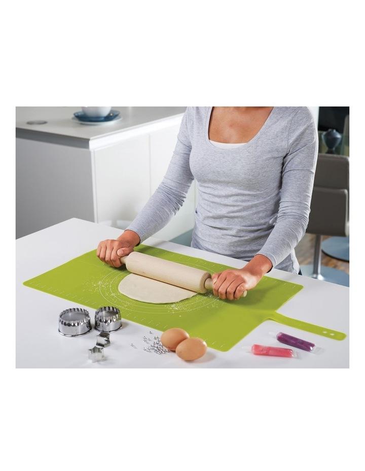 Roll-up Baking Mat-Green image 2