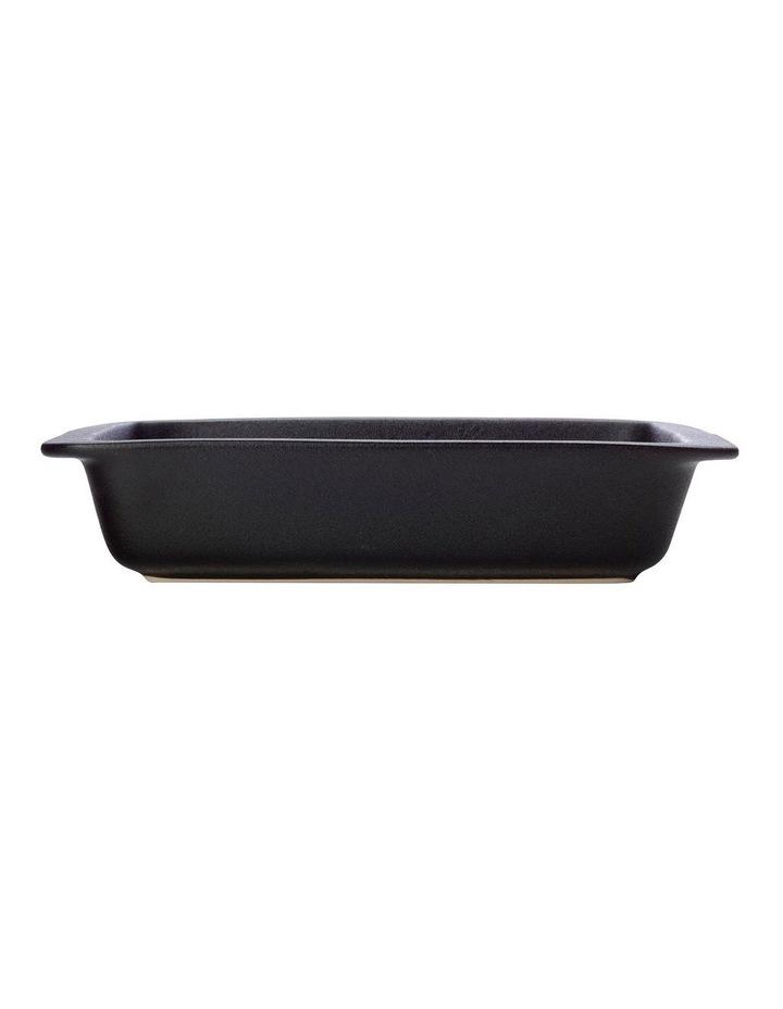 Caviar Lasagne Dish 40x25cm Black image 1