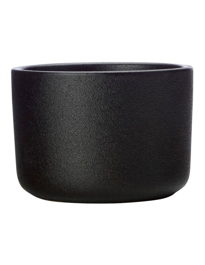 Caviar Ramekin 10x7cm Black image 1