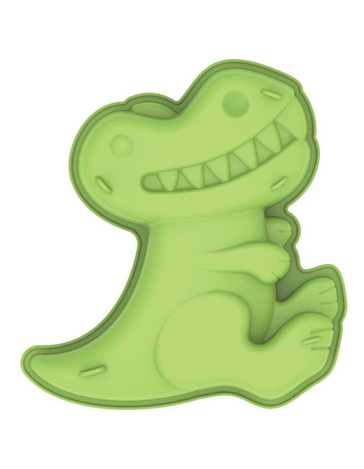 Silicone Dinosaur Cake Mould 27cm image 1