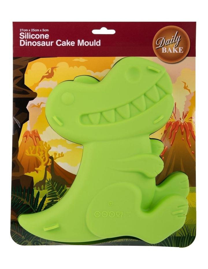 Silicone Dinosaur Cake Mould 27cm image 2