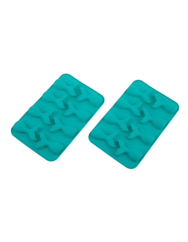 Silicone Mermaid 8 Cup Chocolate Mould Set 2 image 2