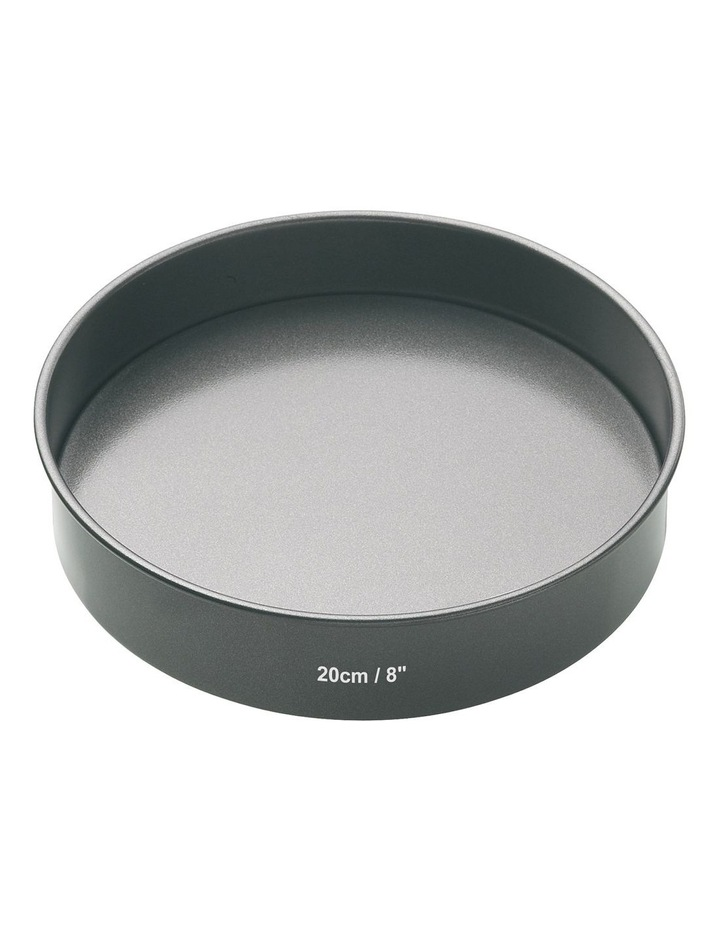 Heavy Base Loose Base Round Sandwich Pan 20cm image 1