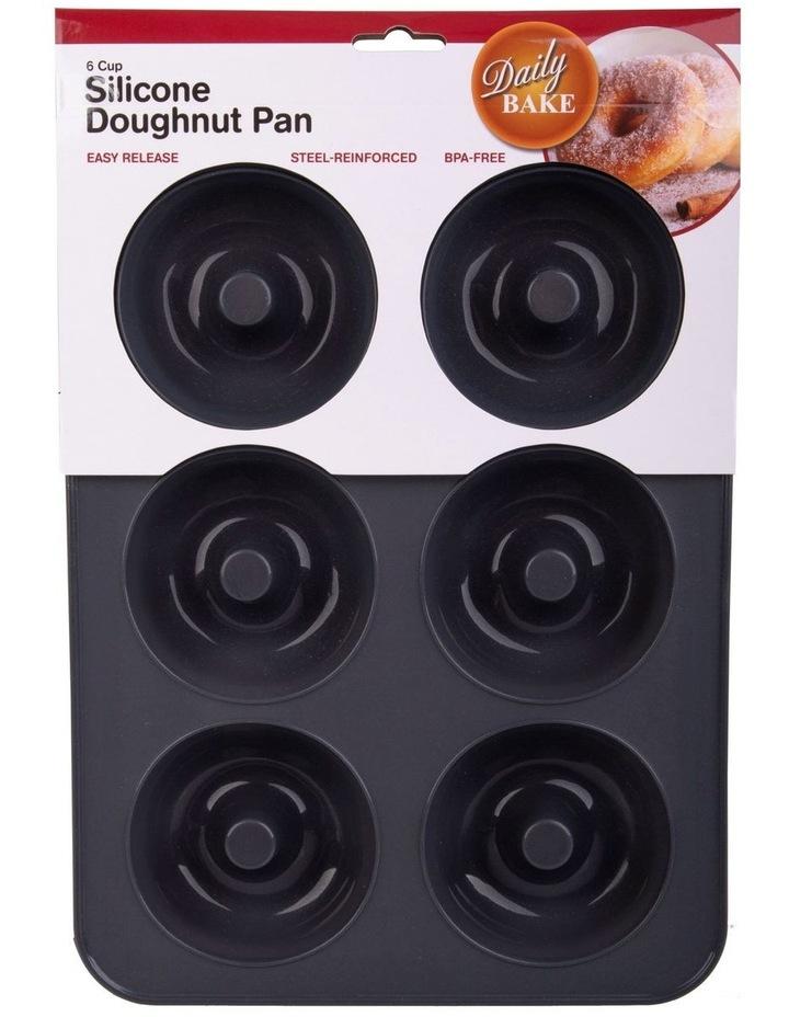 Silicone 6 Cup Doughnut Pan image 2