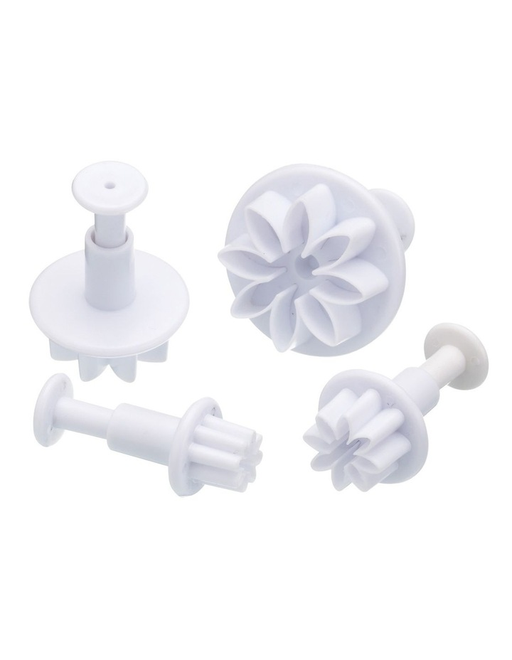 Sweetly Does It Flower Fondant Cutters Set 4 image 1