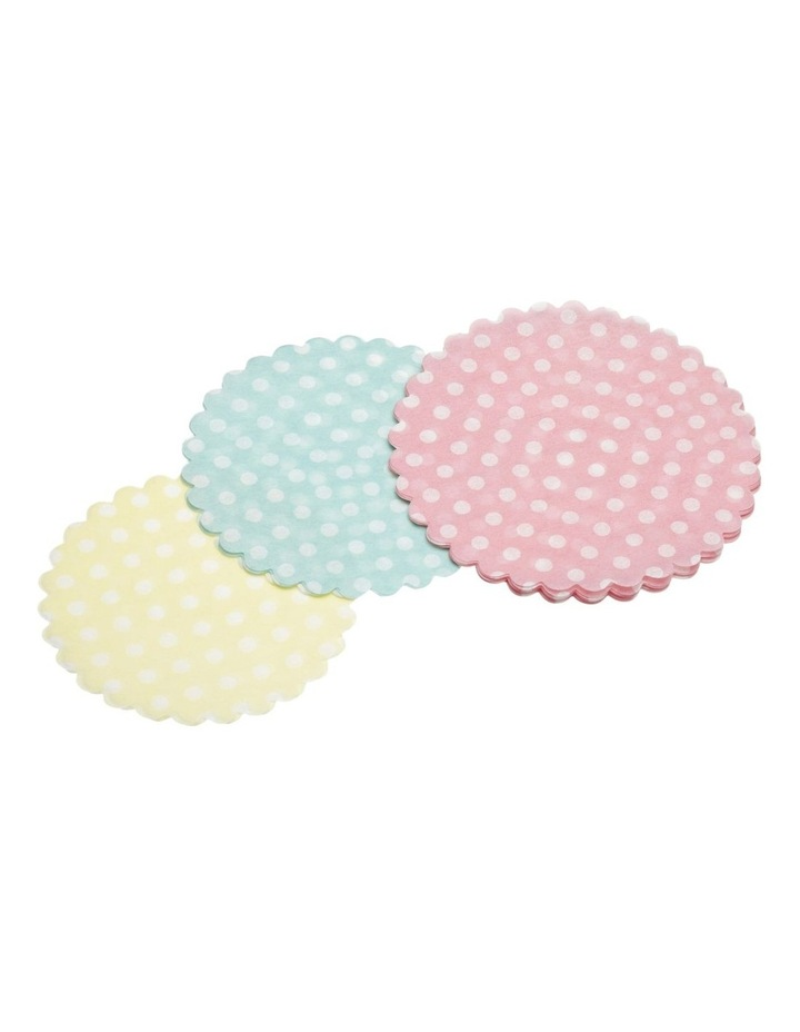 Sweetly Does It Paper Doilies Pack 30 Patterned image 1