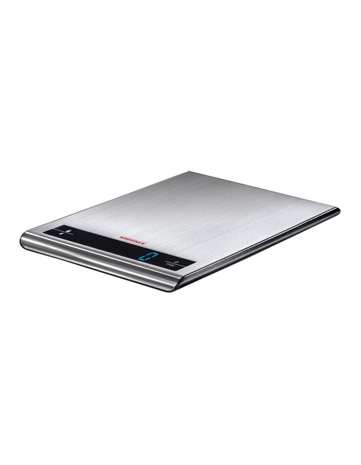 Attraction Digital Kitchen Scale 5kg Stainless Steel image 1