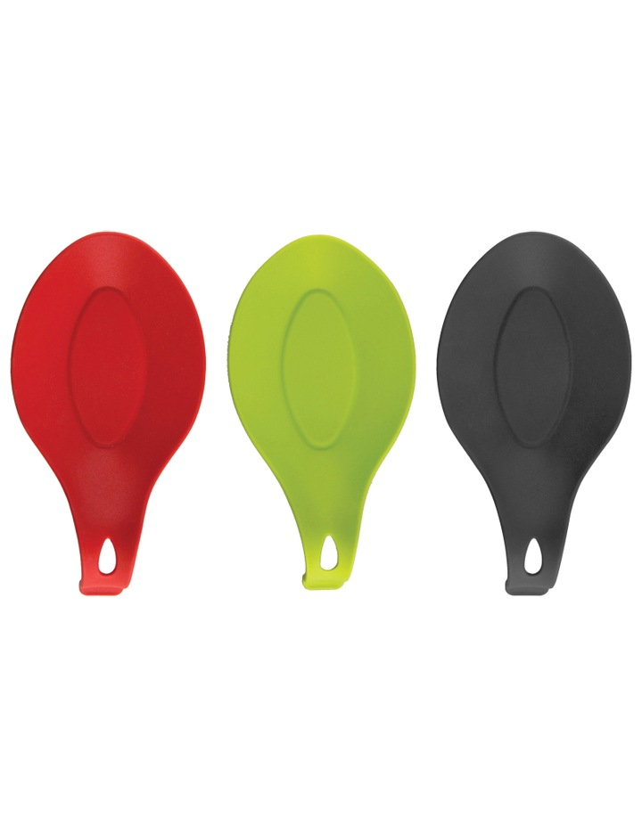 Silicone Spoon Rest Assortment image 1