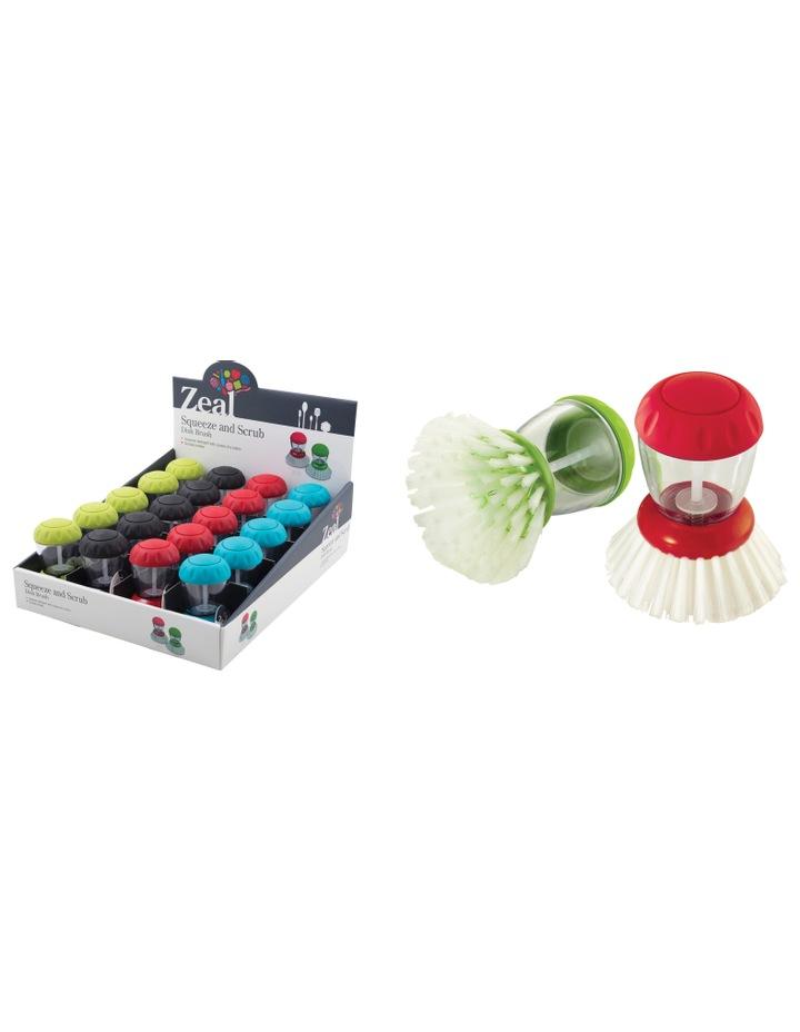 Dish Brush with Dispenser Assortment image 1