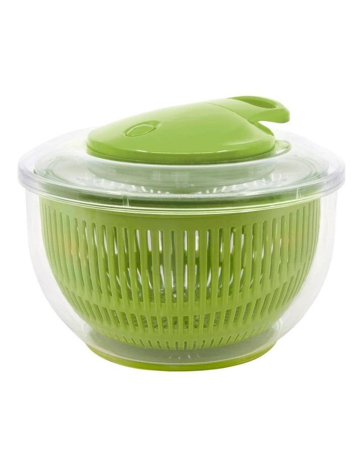 STRAND Salad Spinner - 25x17cm - Green image 1