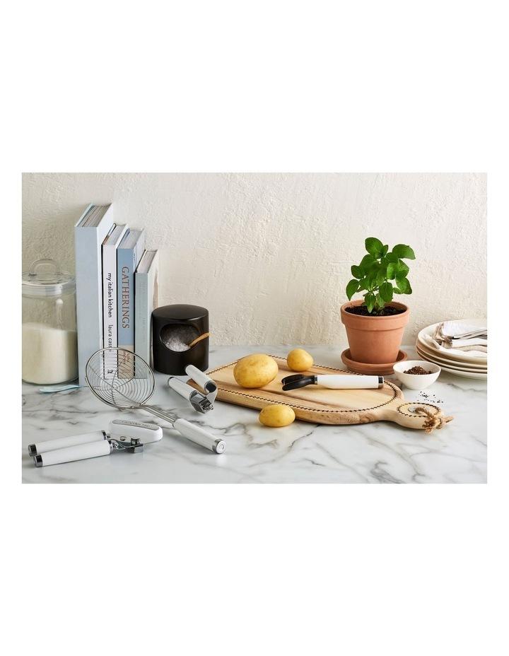 Classic Garlic Press White image 2