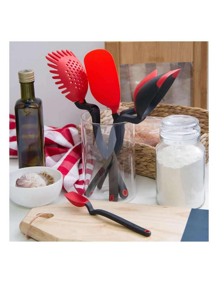 Essential Kitchen Tool Set in Red image 4