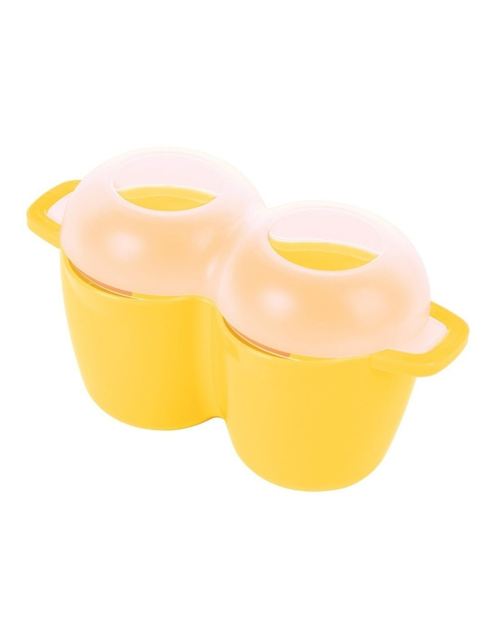 Microwave Poach Perfect 2 Egg Cooker image 1