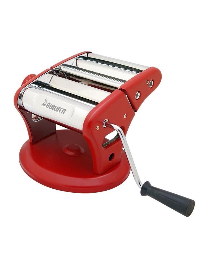 Pasta Machine In Red image 2