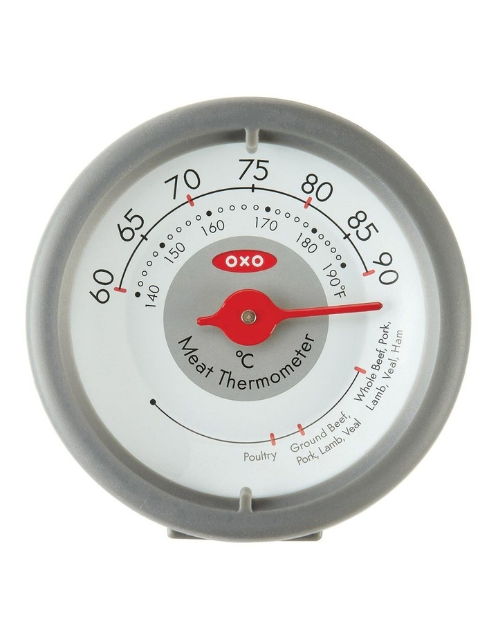 Chef'S Precision Analog Leave-In Meat Thermometer image 1