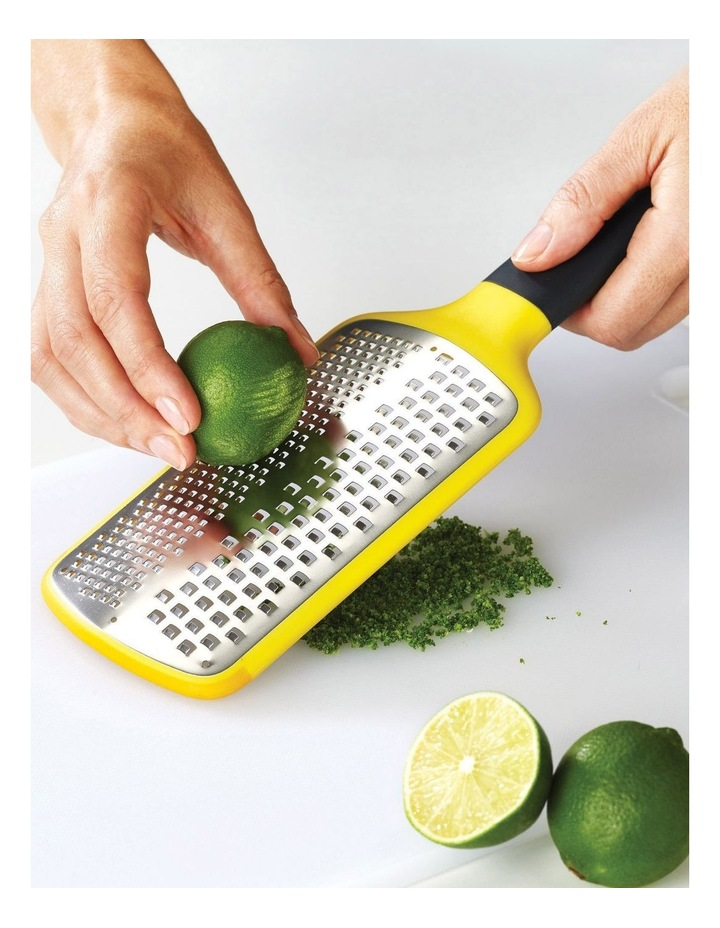 Multi-Grate Paddle Grater - Yellow image 3