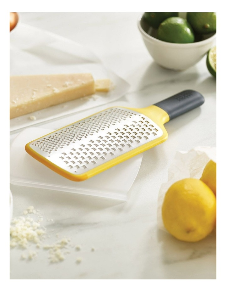 Multi-Grate Paddle Grater - Yellow image 4
