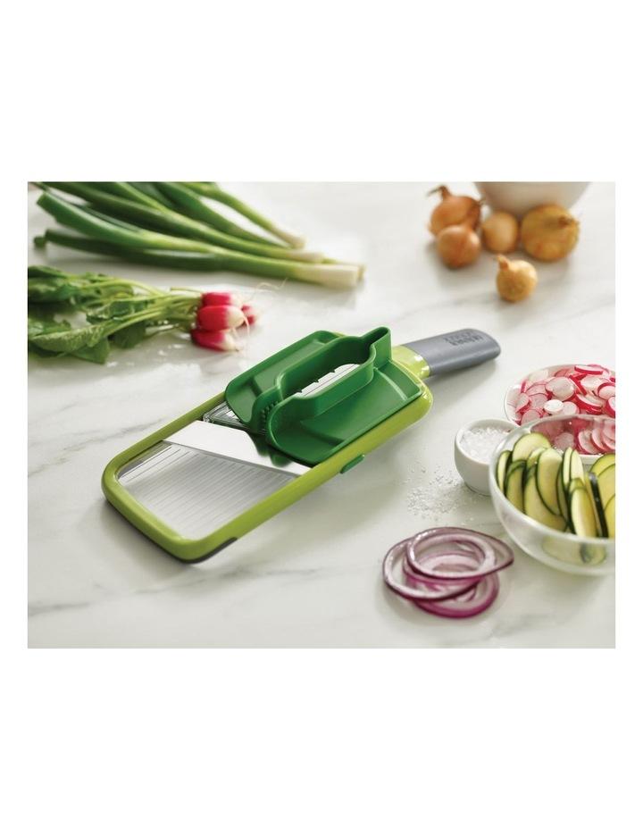 Multi-Grip Mandoline - Green image 4