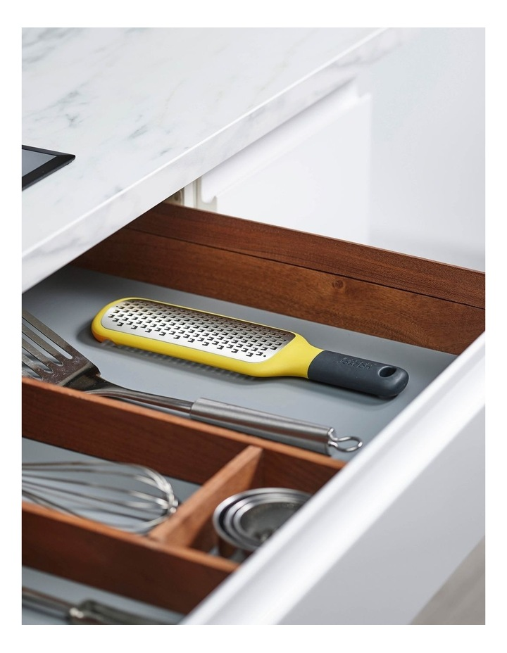 GripGrate Paddle Grater with Bowl Grip (Coarse) - Yellow image 4
