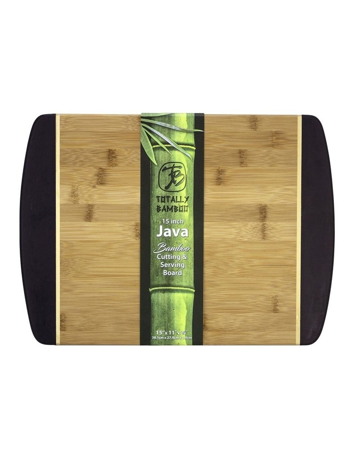 Java Bamboo Board Medium 38cm x 28cm x 1.9cm image 3