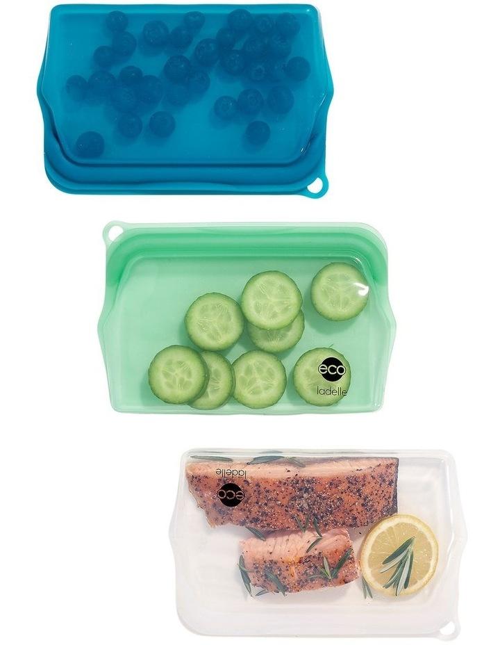 Eco Store It Assorted in SRT Sandwich Zip Lock Bag image 1