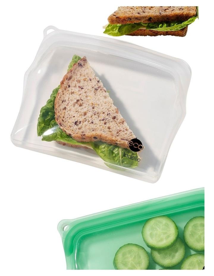 Eco Store It Assorted in SRT Sandwich Zip Lock Bag image 4
