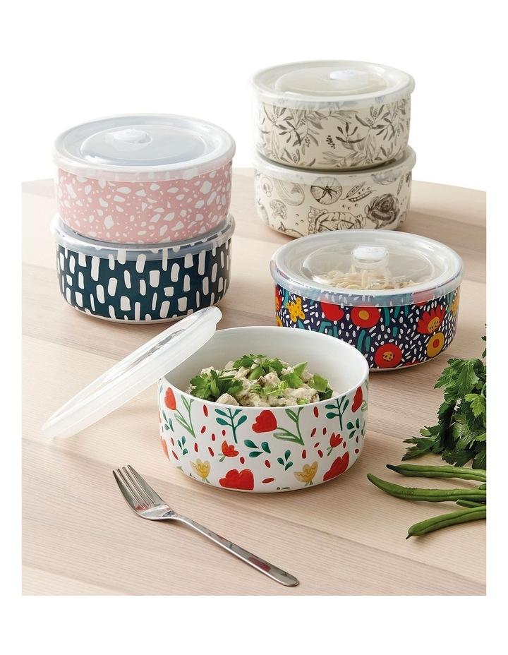 Prep Tierra Foliage 16cm Microwave Food Bowl image 2