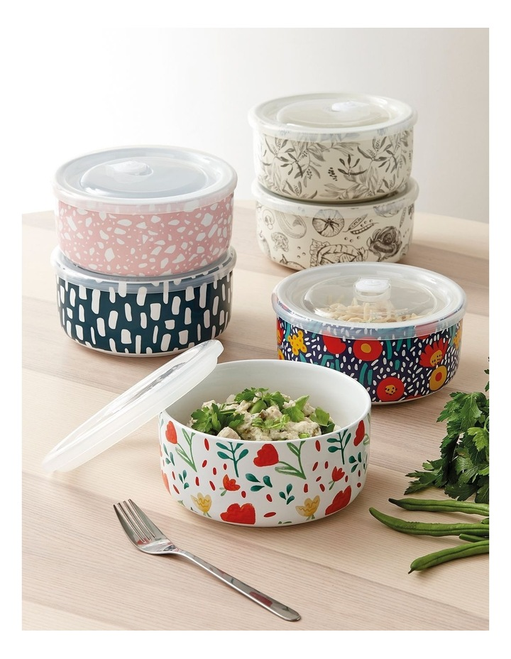 Prep Amore Bloom 16cm Microwave Food Bowl image 2