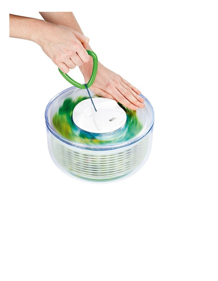Easy Spin' Small Salad Spinner image 2