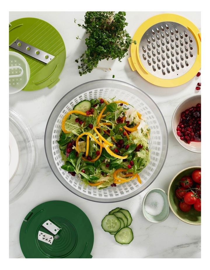 Multi-Prep 4-Piece Salad Preparation Set - Multicolour image 3