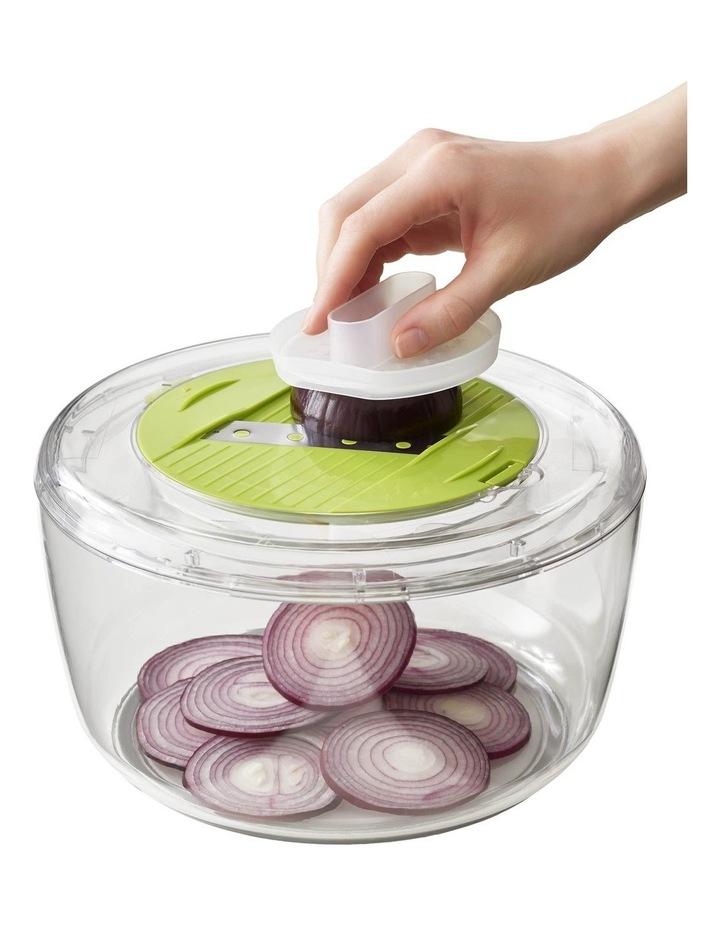 Multi-Prep 4-Piece Salad Preparation Set - Multicolour image 5