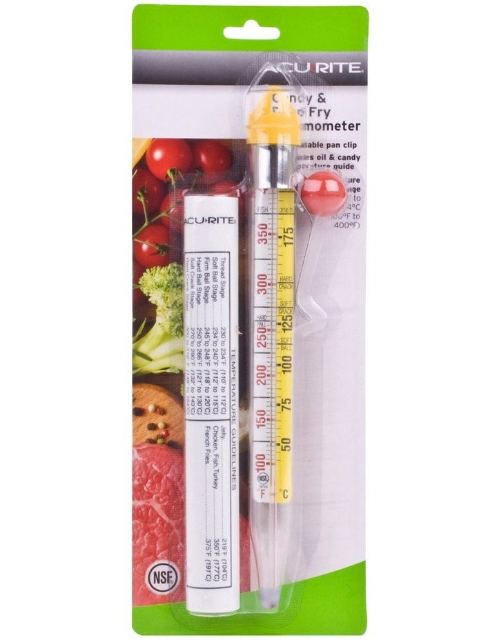Deluxe Candy/Deep Fry Thermometer with Sheath image 3